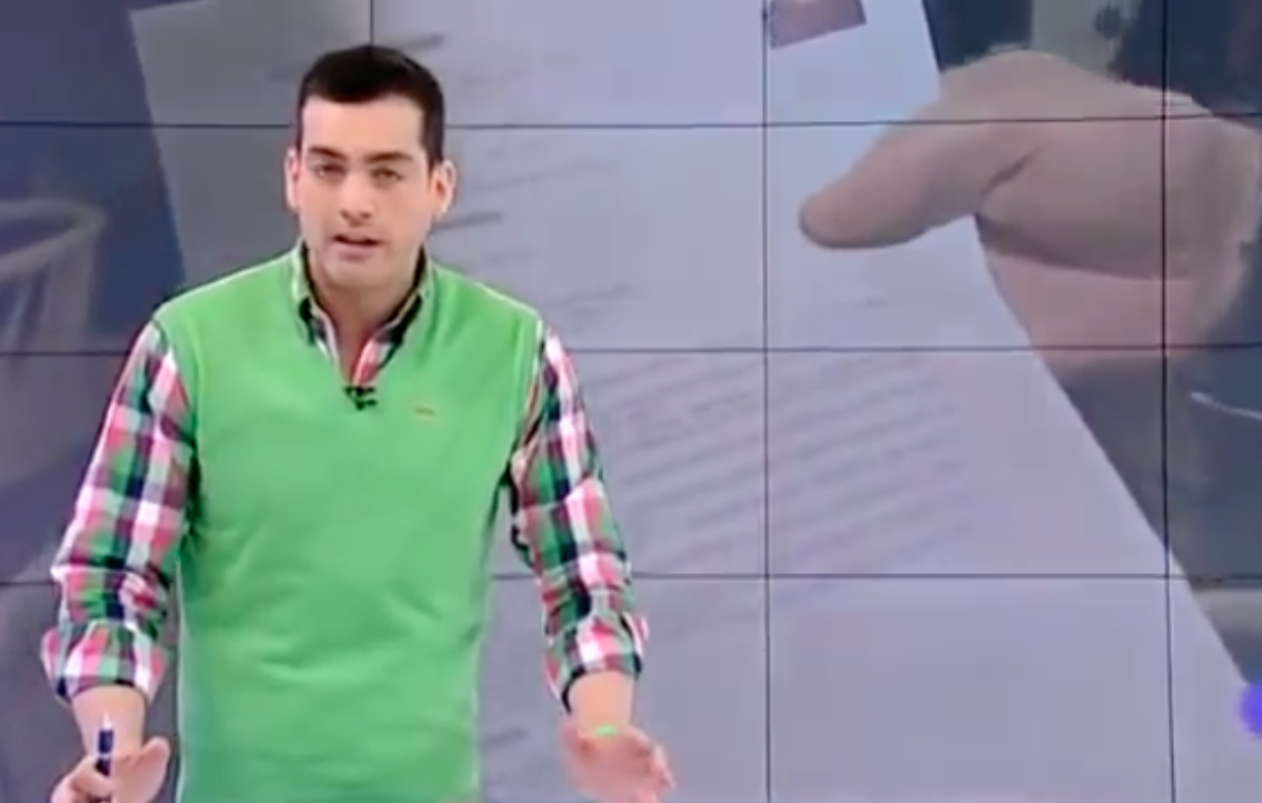 «Café and Jobs» Valencia en el programa Gente de TVE