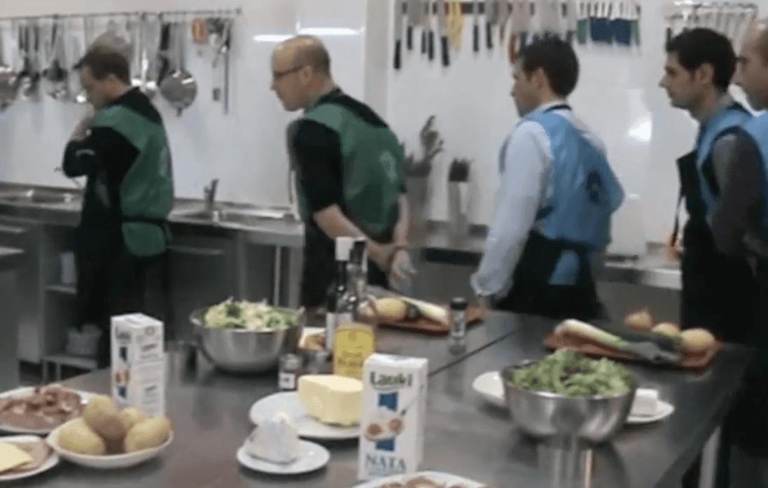 Cook2Build – Formación Experiencial Equipo Humano