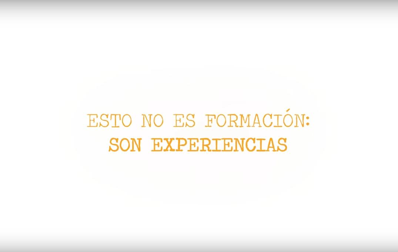 Formación Experiencial Equipo Humano