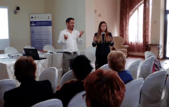 Intercambio de buenas prácticas en desarrollo del empleo, Rumanía, septiembre 2015