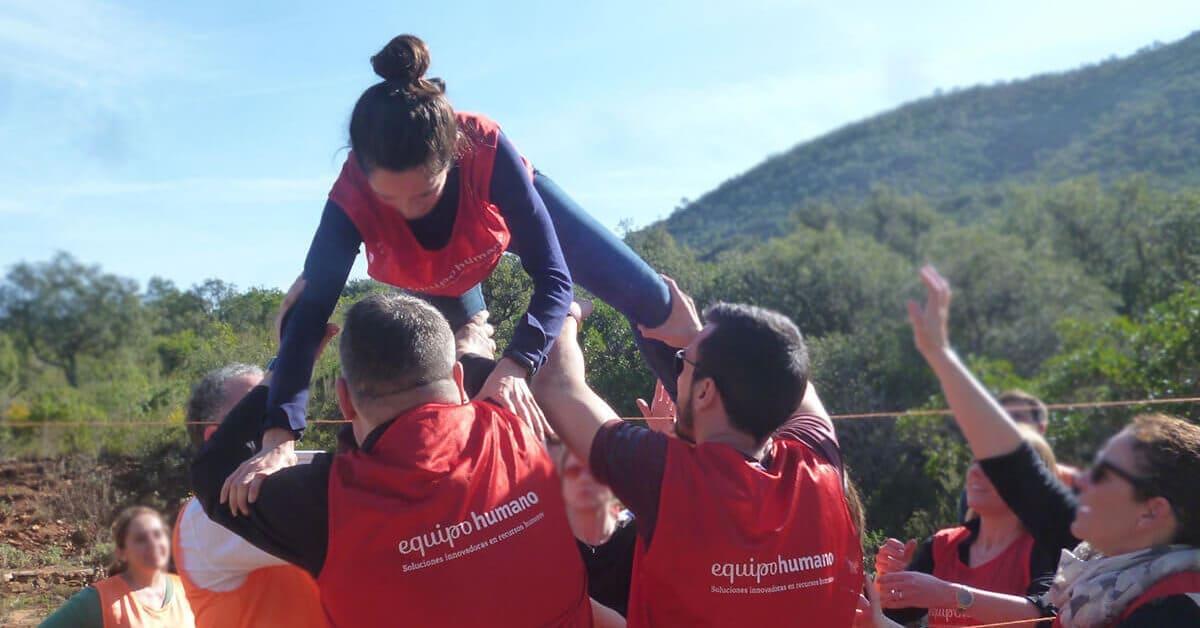 Formación Outdoor Training: Ocurrió un 11 de febrero