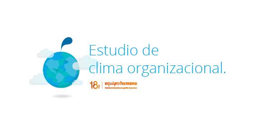 Proyecto Clima Organizacional.</br>1 de abril