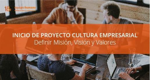 Proyecto de cultura empresarial.</br>3 de mayo