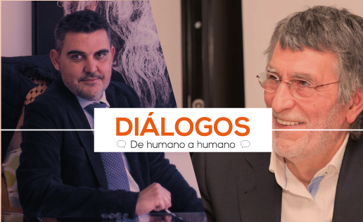 Diálogos de humano a humano: Ismael Quintanilla