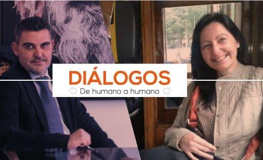 Diálogos de humano a humano: Cristina Goñi