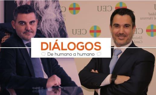 Diálogos de humano a humano: Óscar Cortijo