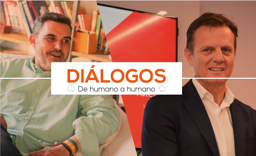 Diálogos de humano a humano: Jesús Suso