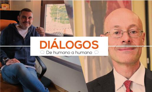 Diálogos de Humano a Humano: Gonzalo García