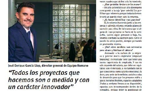 Entrevista a Jose Enrique García de Economía 3