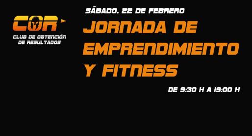 Emprendimiento y fitness</br>22 febrero