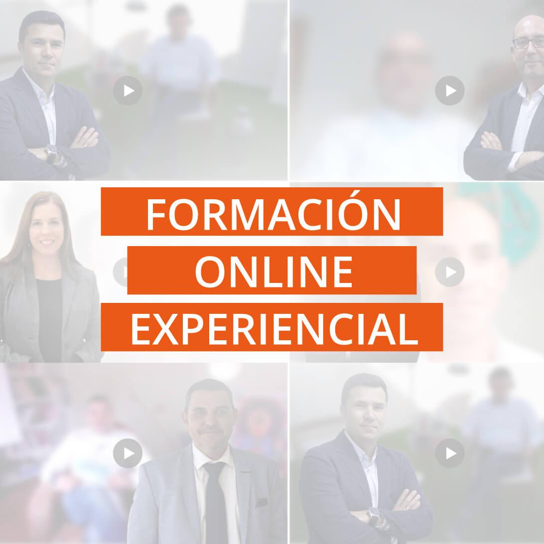 Formación Online Experiencial