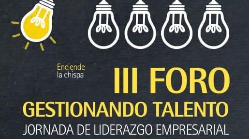 III Foro Gestionando el Talento Murcia.</br>26 septiembre