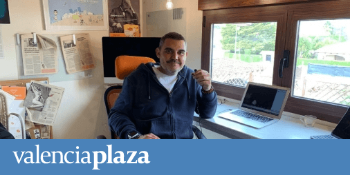 Jose Enrique García en «Salimos de esta» de Valencia Plaza