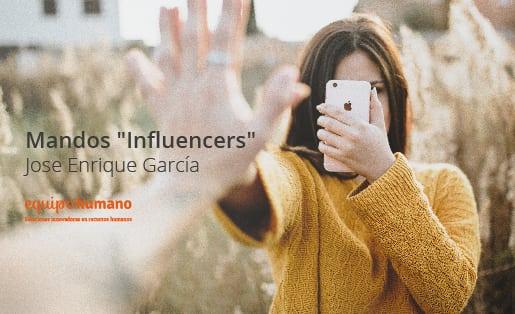 Mandos intermedios: «Los nuevos Influencer»