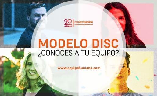 Modelo DISC ¿Conoces a tu equipo?