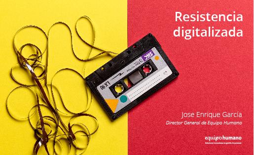 Resistencia digitalizada