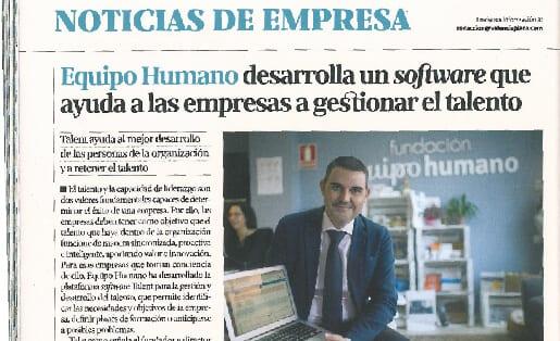 Talent y Equipo Humano en Valencia Plaza
