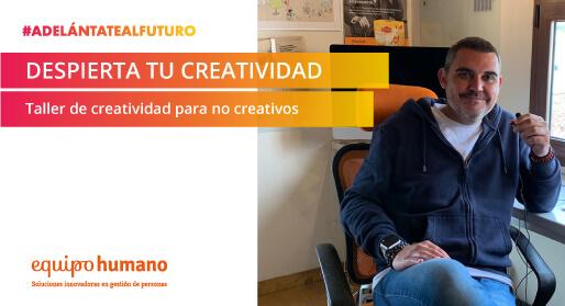 Taller experiencial online: Creatividad</br>8 mayo